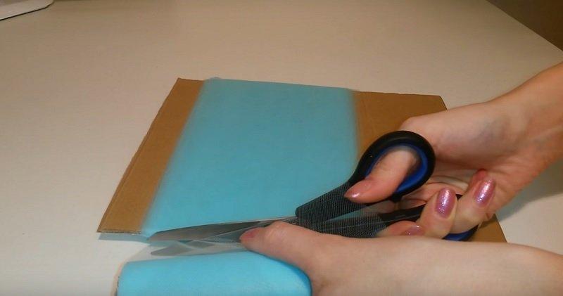 как сшить юбку пачку из фатина фото