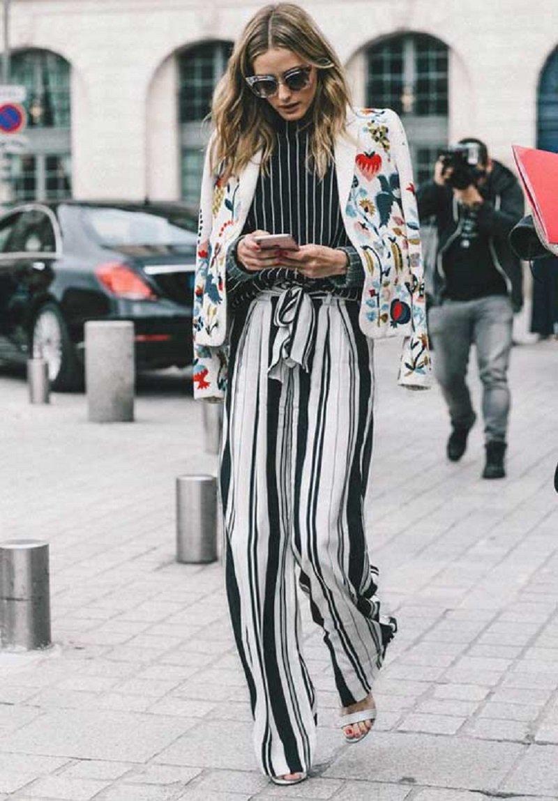 стиль одежды оливии палермо