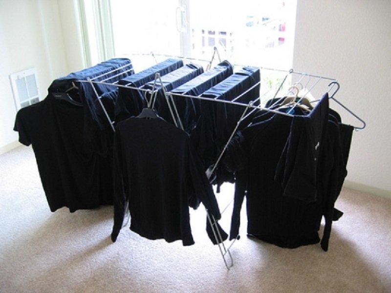 как правильно стирать черные вещи