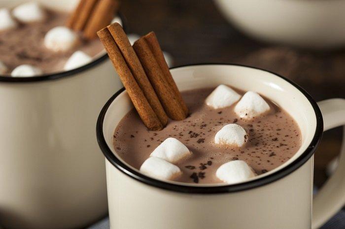 как варить какао из шариков