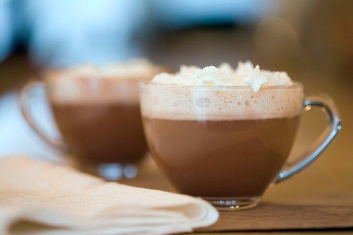 как варить какао пропорции