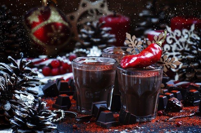 как варить какао с молоком в кастрюле
