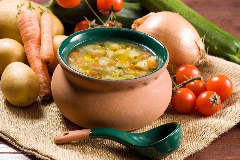 как сварить вкусный суп с мясом