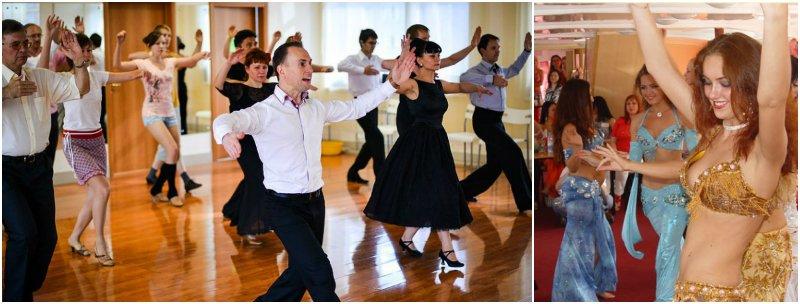 бальные танцы для взрослых
