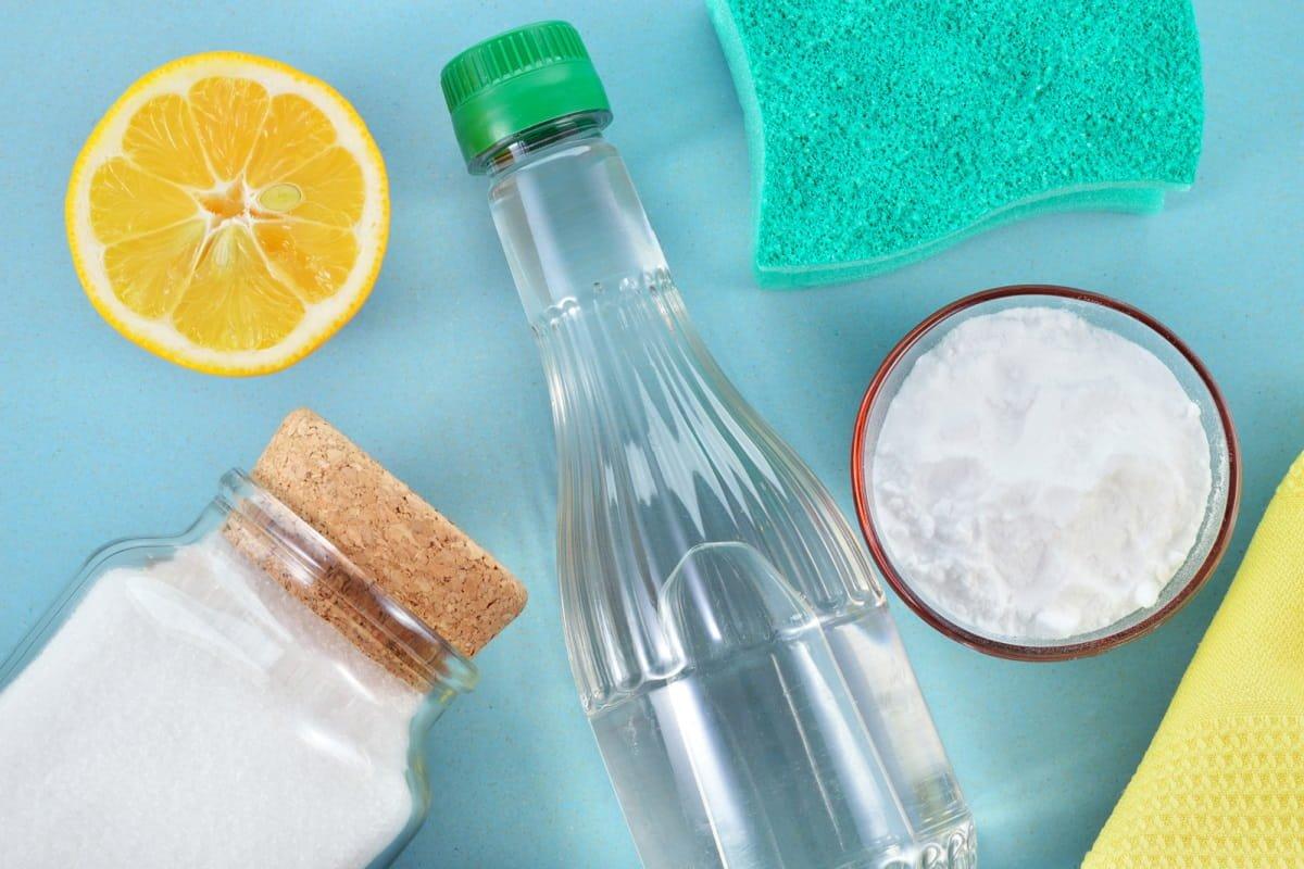 соль в воду для мытья полов