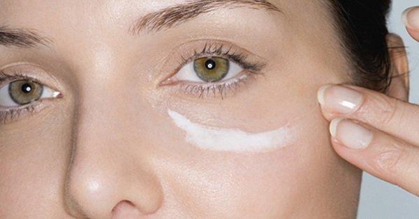 Как убрать морщинки и темные круги вокруг глаз