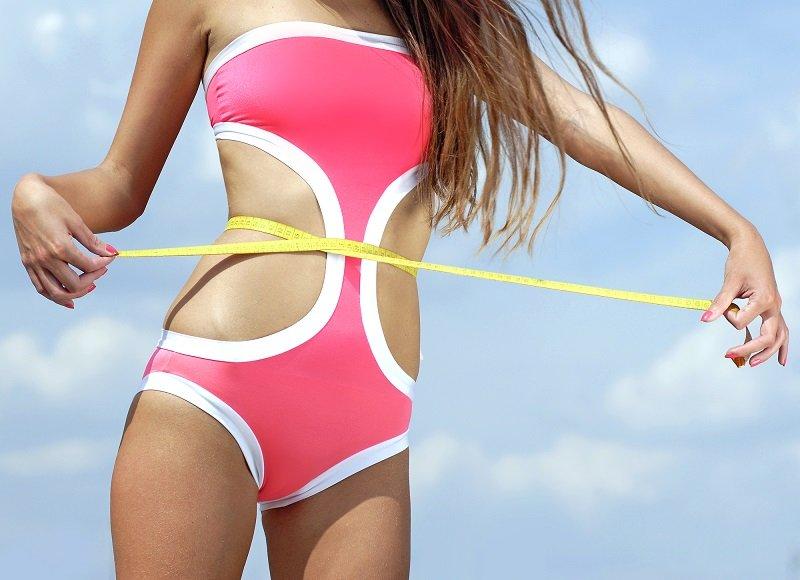 как убрать живот за неделю без упражнений