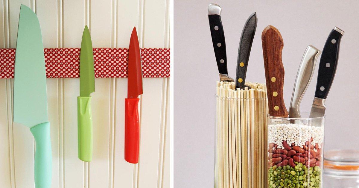 Помощники любой хозяйки: 7 советов для правильного ухода за ножами.