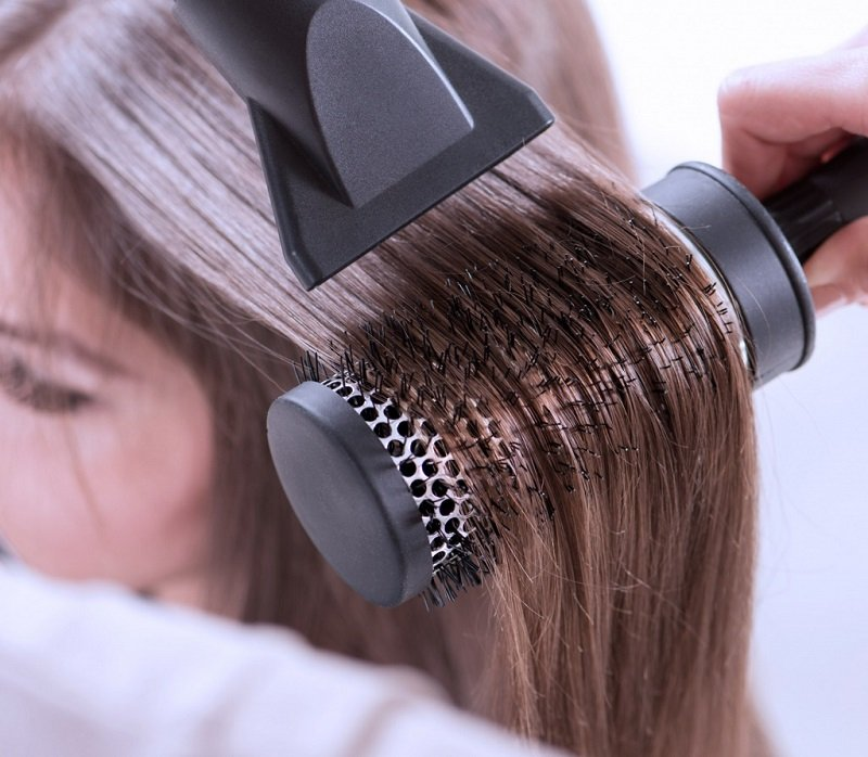 домашний уход за волосами