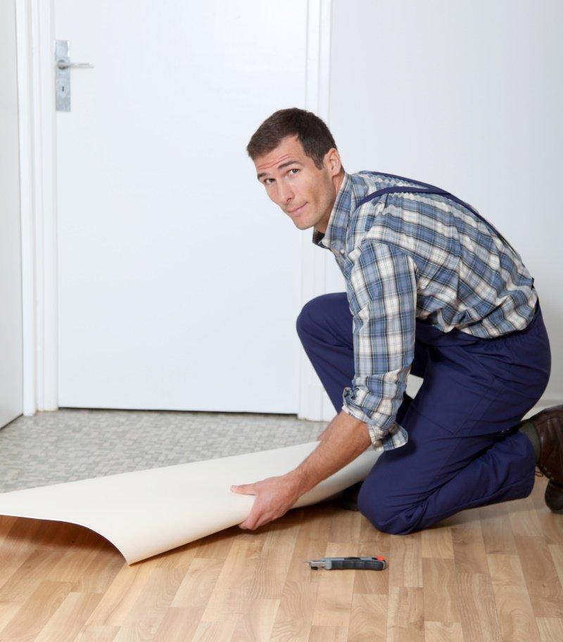Как сделать напольное покрытие ровным Советы,Квартира,Лайфхаки,Пол,Ремонт