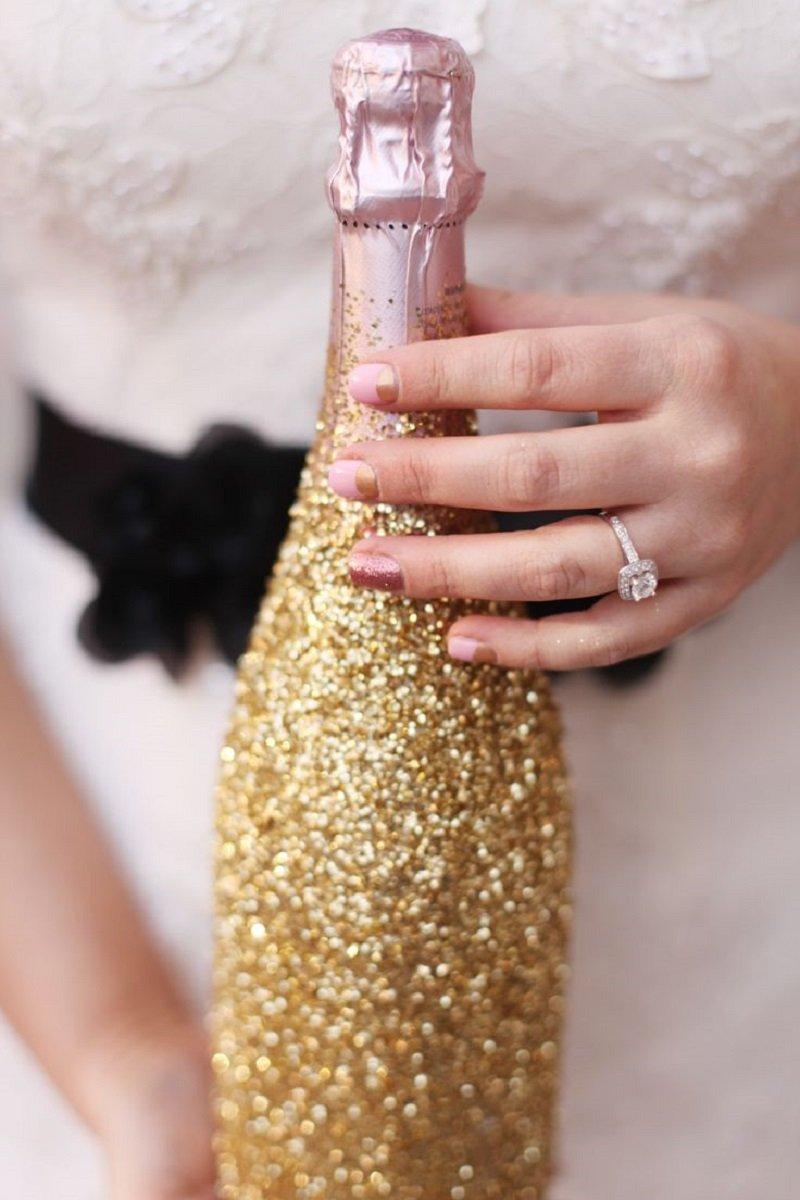 золотое шампанское