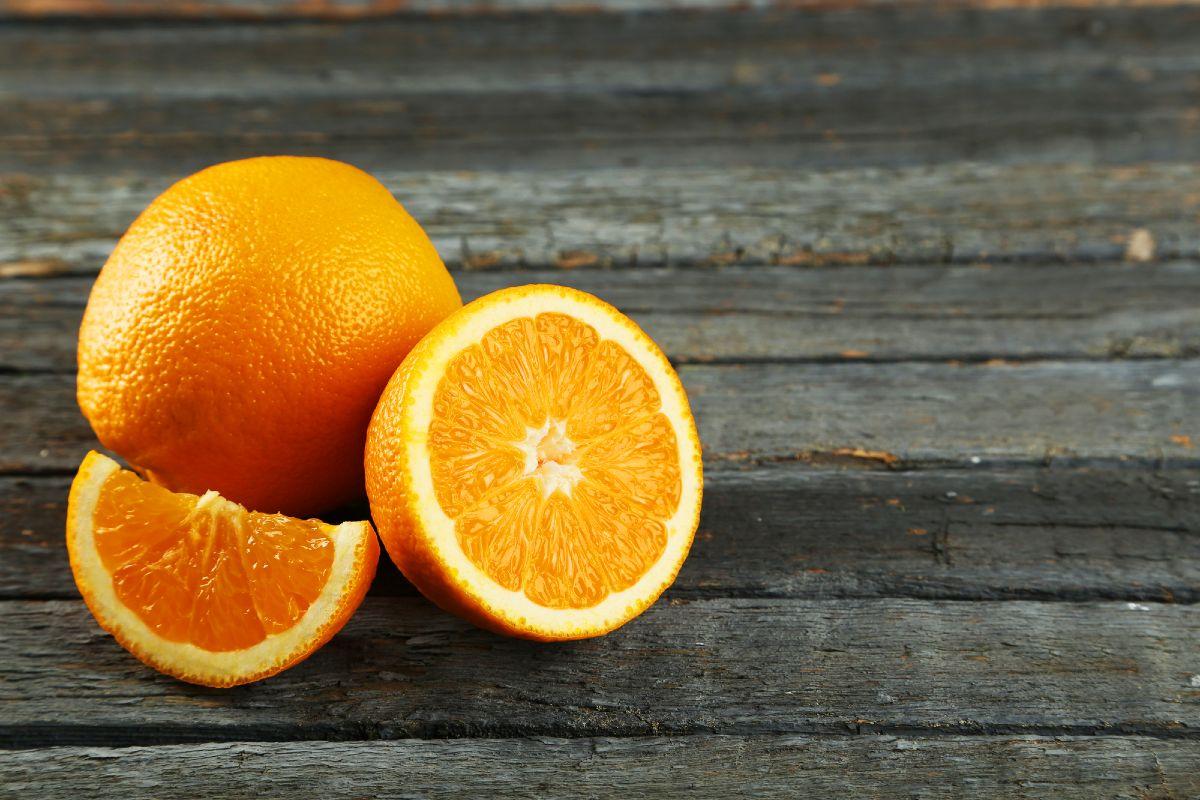 карамельно апельсиновый медовик