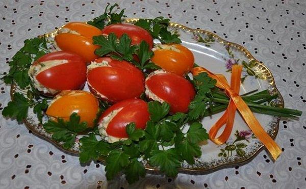 как украсить салаты на день рождения