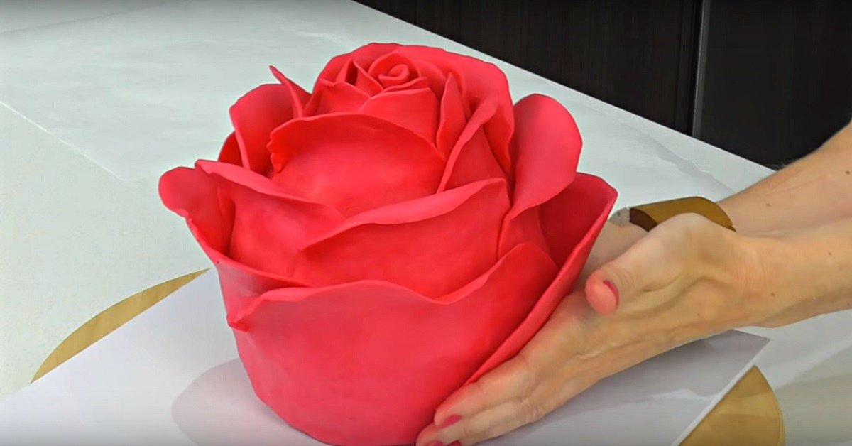 Как сделать розу из крема. Как правильно сделать розу из крема своими