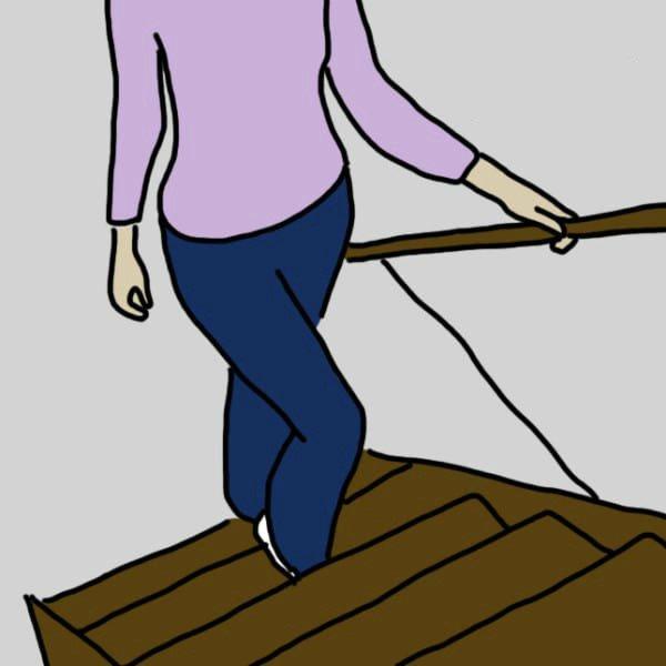 ступеньки на лестнице