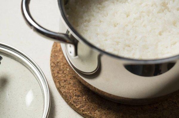 Как уменьшить калорийность риса