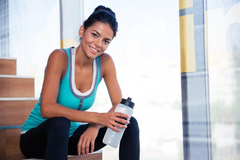 упражнения для талии и живота стоя
