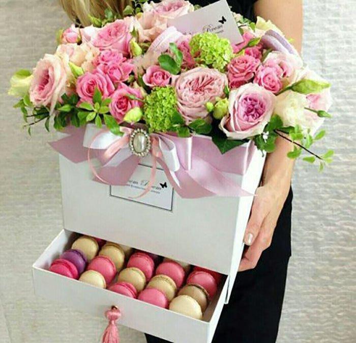 красивые цветы и букеты