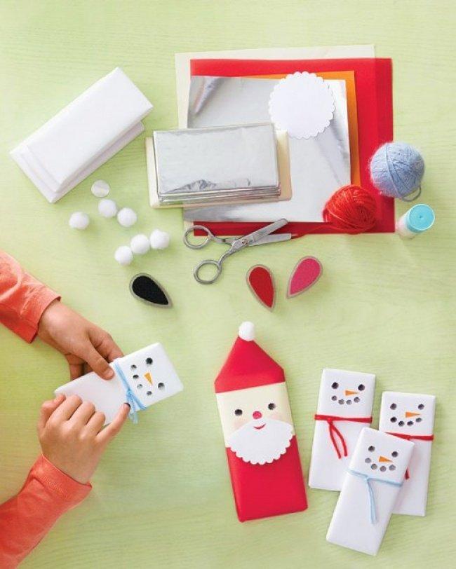 Идеи для подарка своими руками на новый год фото