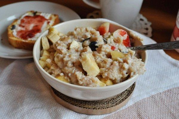 завтрак для тех кто на диете
