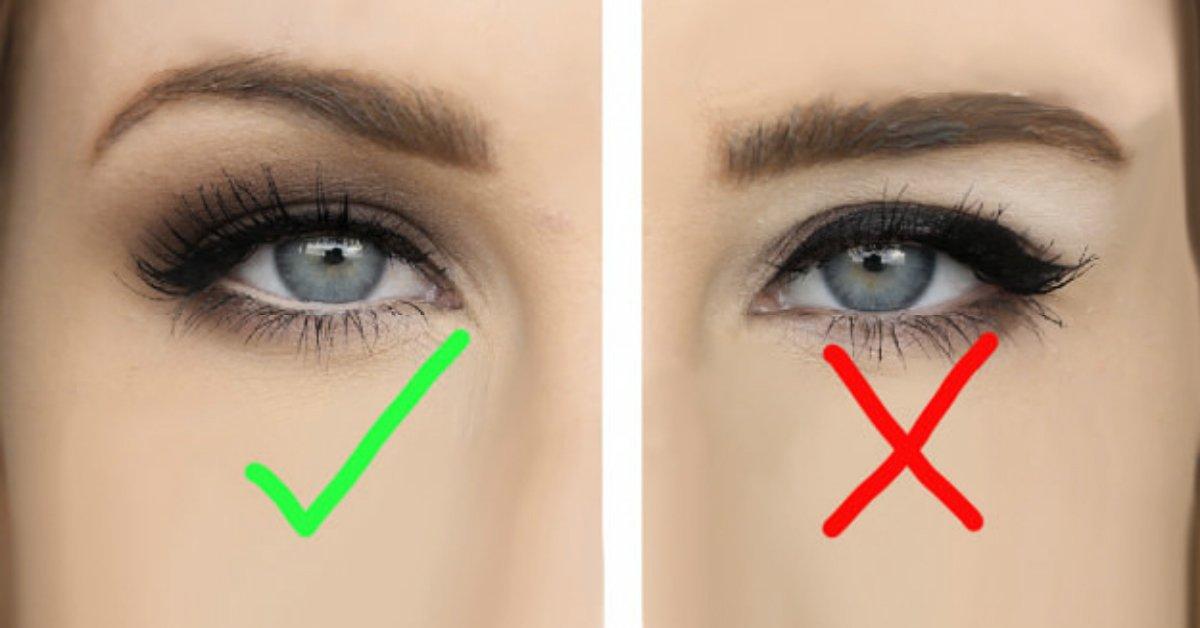 Как сделать глаза выразительнее с помощью макияжа видео - Pizza e Birra