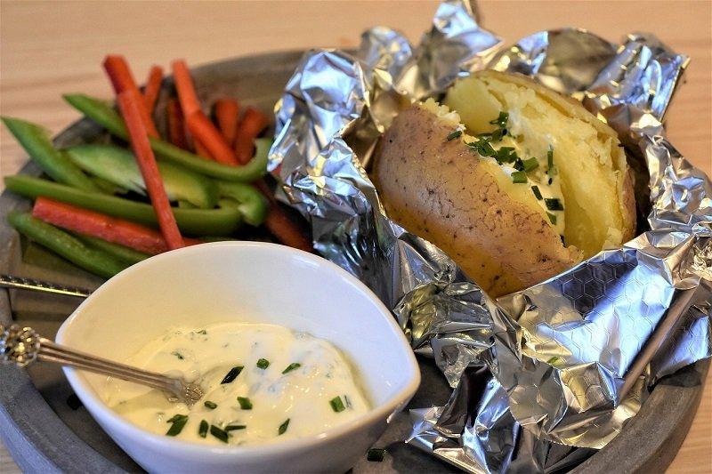 как варить картошку в мундире