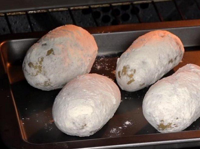 варить картошку