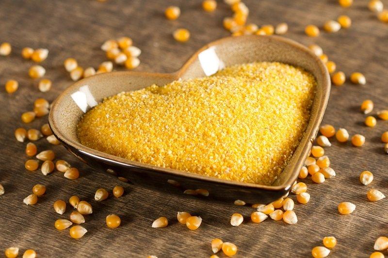 как варить кукурузную кашу в кастрюле