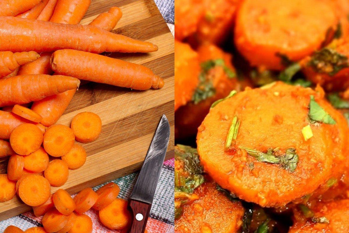 сколько варить большую морковь