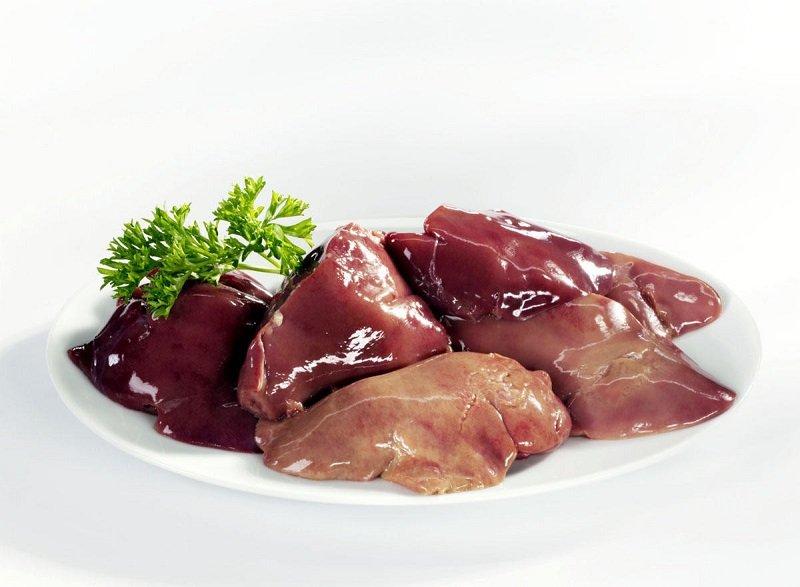 оладьи из говяжьей печени рецепт