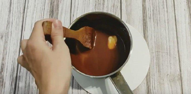 как приготовить карамель дома