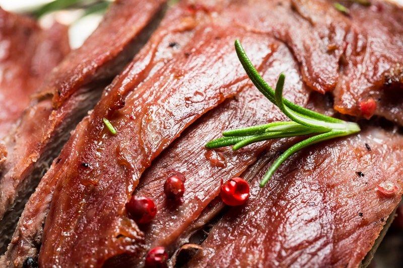 как вкусно запечь мясо говядины в духовке