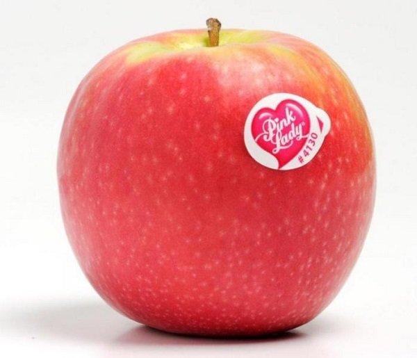 наклейки на фруктах что означают
