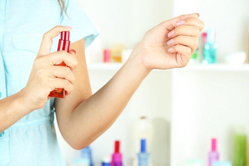 парфюмерный этикет