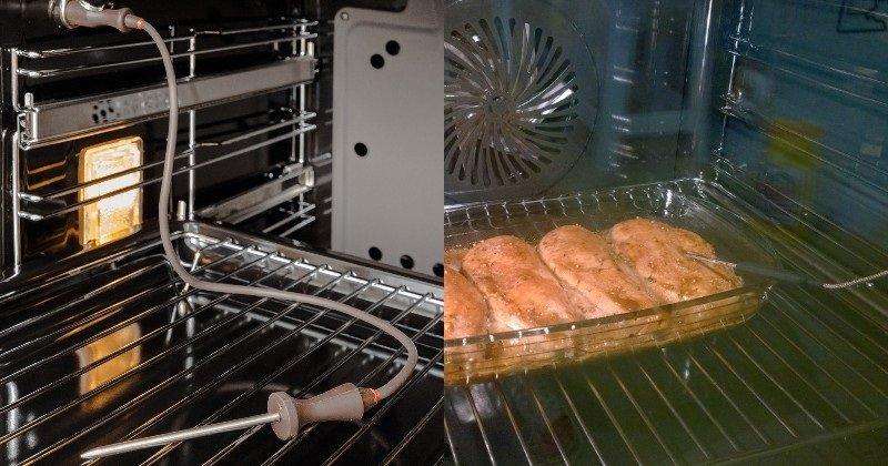 как выбрать режим духовки