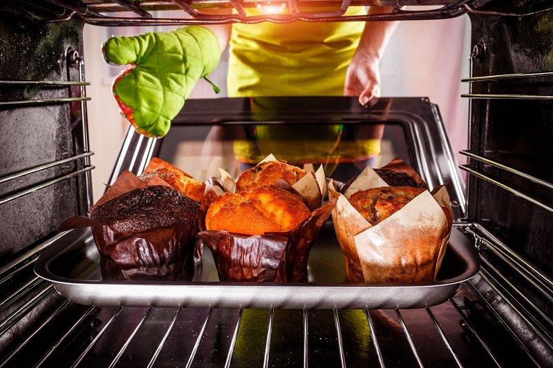 как выбрать температуру в духовке