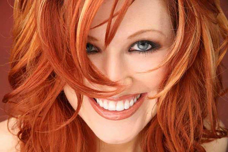 как выбрать краску для волос по цвету