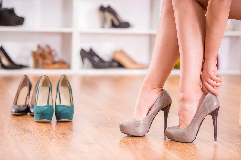 самая вредная обувь