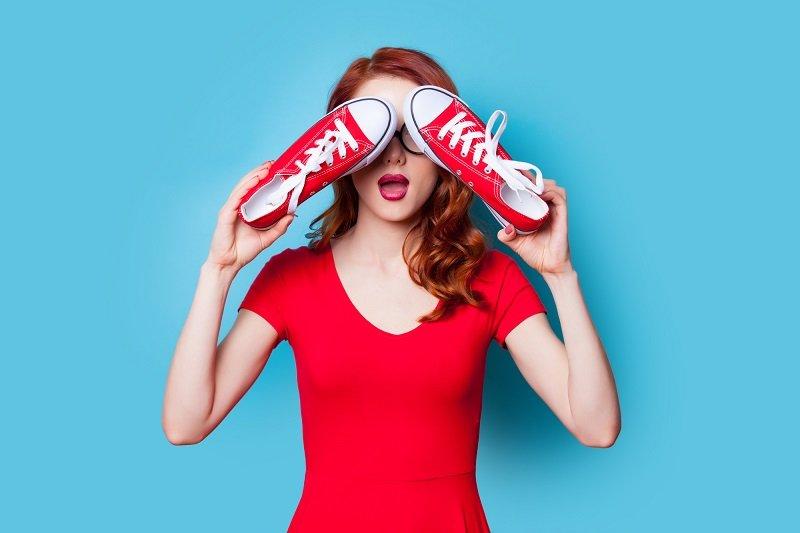 как выбрать туфли женские