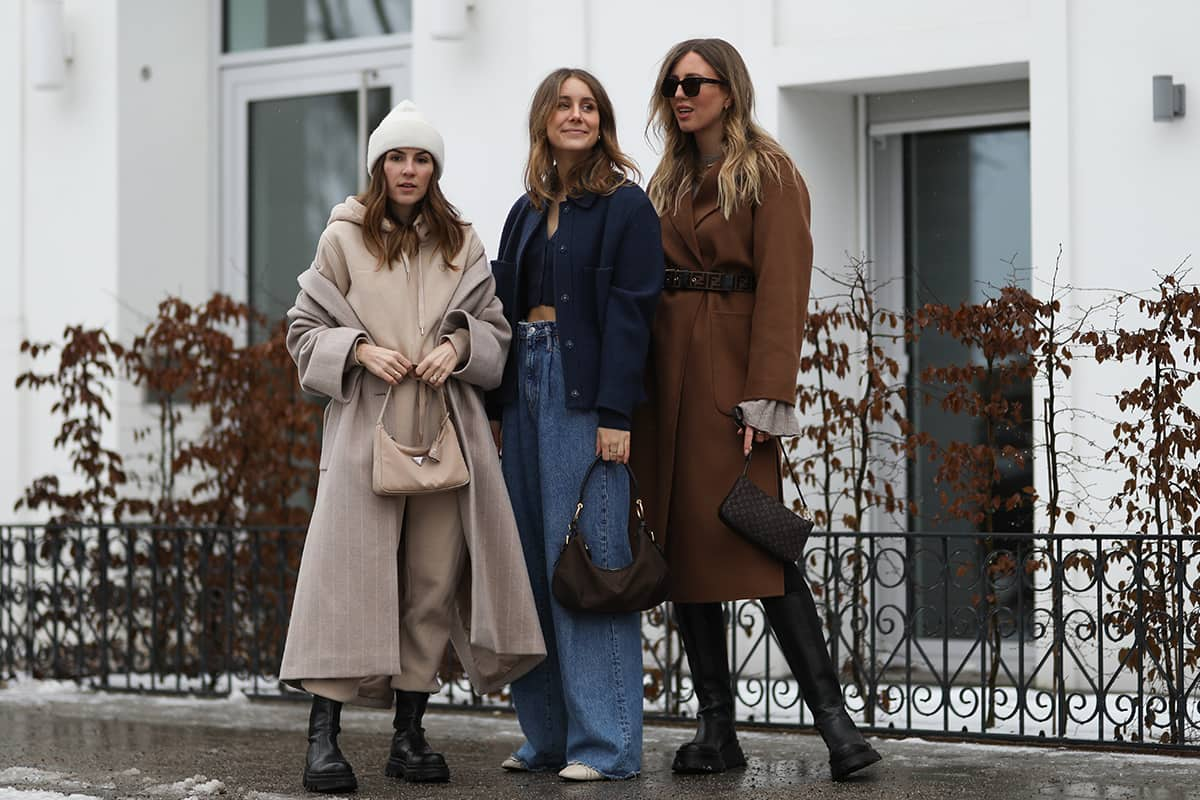 Что выдает возраст пальто и какое стыдно надевать этой весной