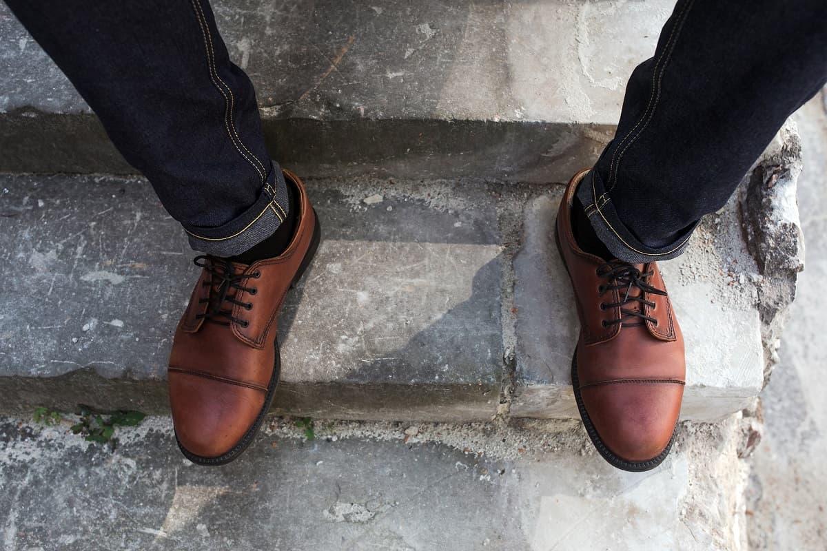 как выбрать обувь без примерки