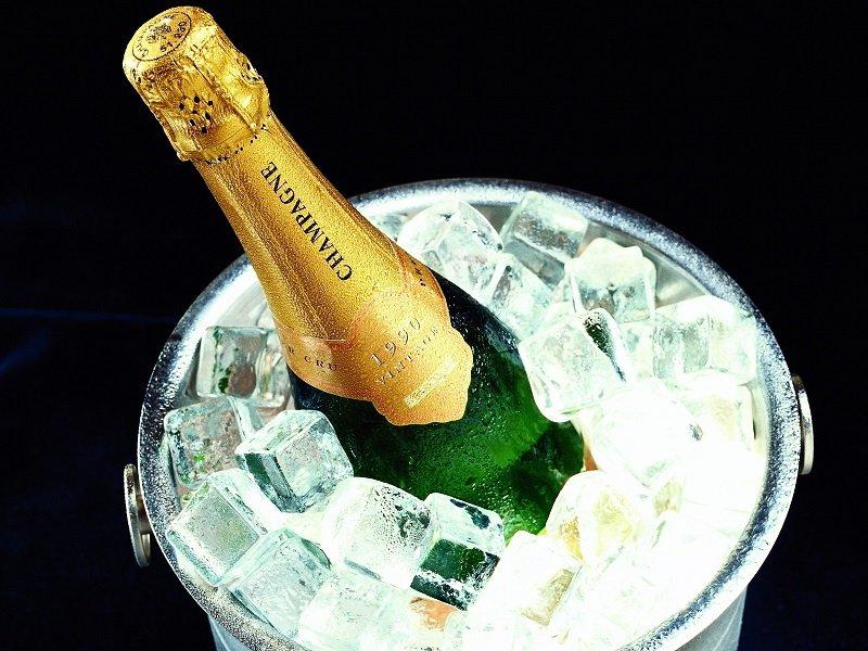как выбрать шампанское в магазине