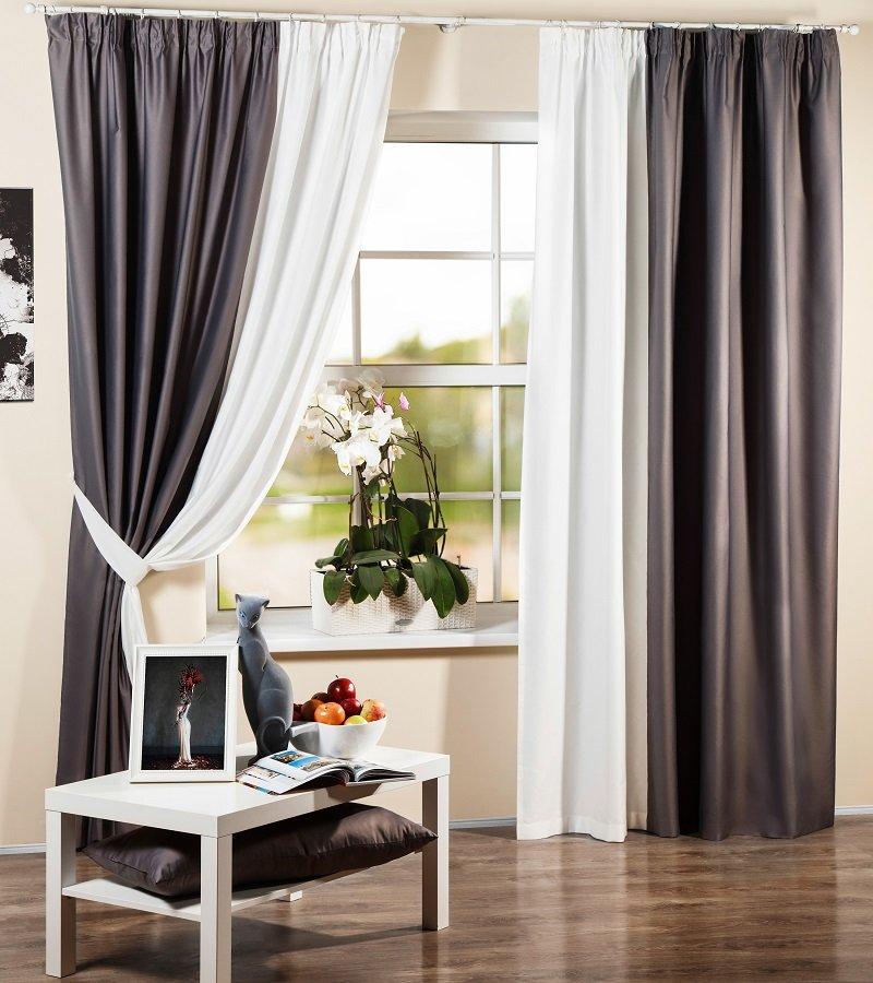 как выбрать шторы для комнаты