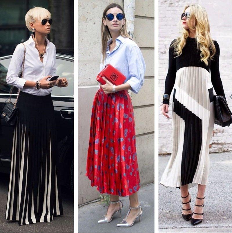 модные тенденции в женской одежде