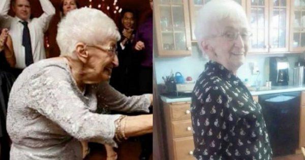 Еще 2 года назад эта приятная старушка была горбатой и еле ходила… Вот что ей помогло!