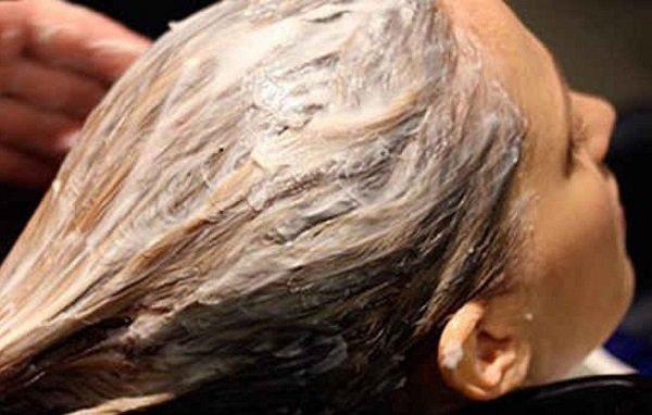 Какая маска для волос чтобы не выпрямлять волосы