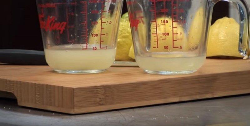 как выжать больше сока из лимона