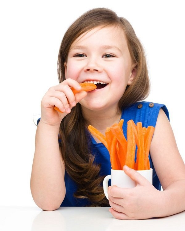carrots for kids