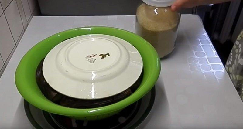 как заморозить баклажаны для жарки