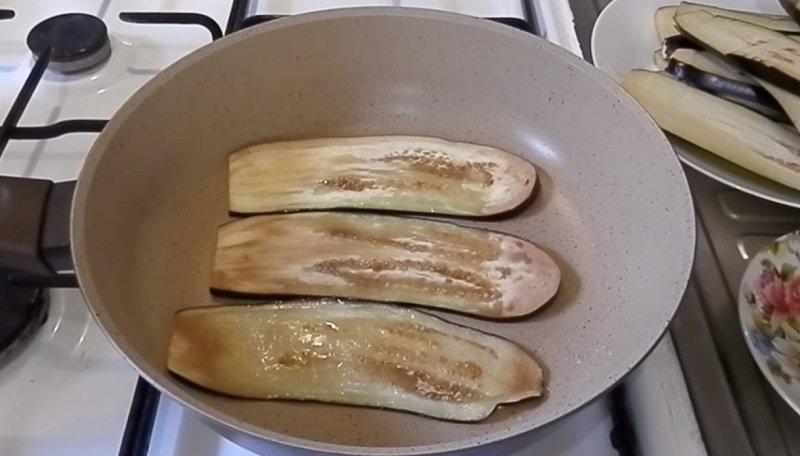 заморозить баклажаны на зиму целиком